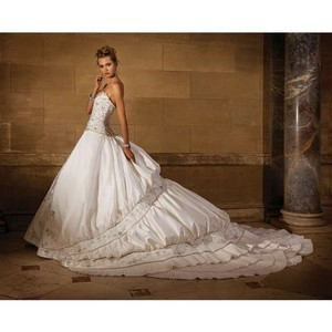 Eve Of Milady 4288 Em88 Wedding Dress