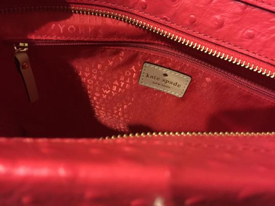 Kate Spade Tote in Red / White