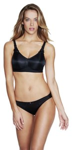 Dominique Dominique 6800 Everyday Wireless Minimizer Bra Black Size DD