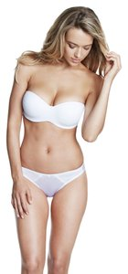 Dominique Dominique Strapless Bridal Bra 3541 White Size DD