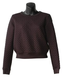 Uniqlo Quilted Cropped Sweater