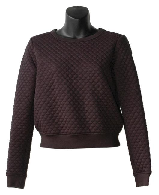 Preload https://item3.tradesy.com/images/uniqlo-black-quilted-cropped-sweaterpullover-size-4-s-3997117-0-0.jpg?width=400&height=650