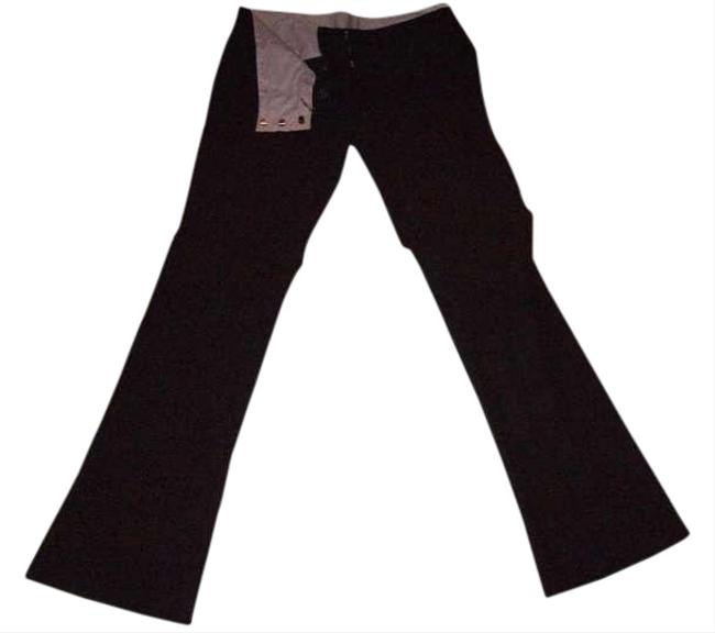 Tracy Evans Flare Pants Brown