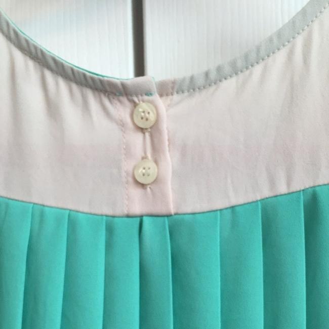 Glam Top Blue