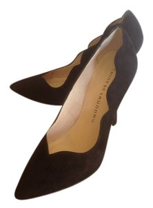 Chinese Laundry Suede Pump Black Pumps
