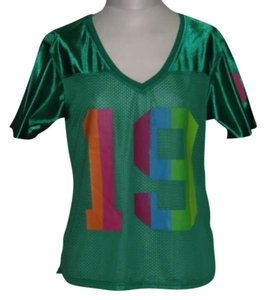Derek Heart T Shirt Green