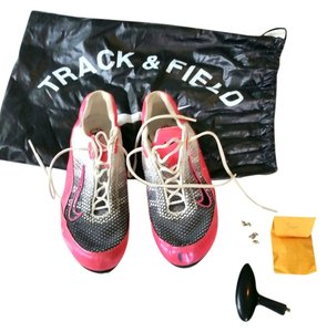 Nike Cleats Track Field Spare Pink Athletic