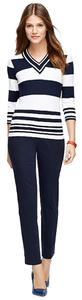 Brooks Brothers Natalie Fit Cotton Pants