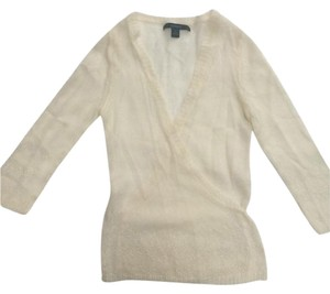 Express Embellished Wool Soft Beads Sweater