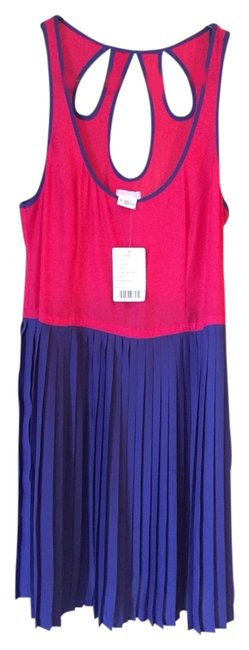 Preload https://item5.tradesy.com/images/cooperative-pink-purple-above-knee-short-casual-dress-size-12-l-3999694-0-0.jpg?width=400&height=650