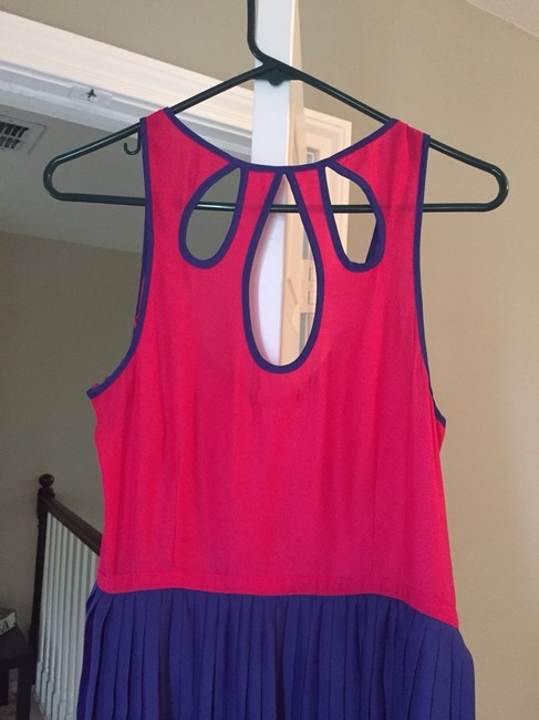 Cooperative short dress Pink Purple Brand New Tags Summer on Tradesy
