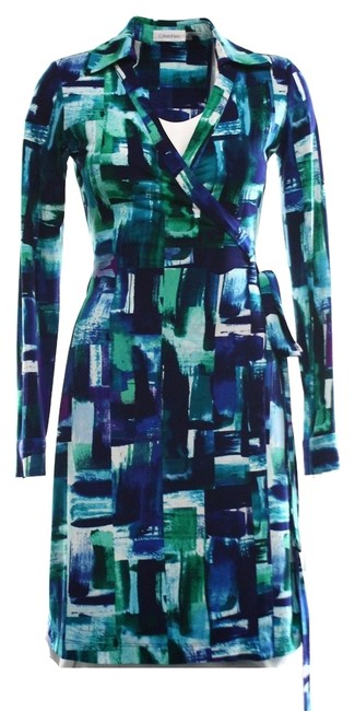 Preload https://item5.tradesy.com/images/calvin-klein-blue-multicolor-wear-to-knee-length-workoffice-dress-size-4-s-3999994-0-0.jpg?width=400&height=650