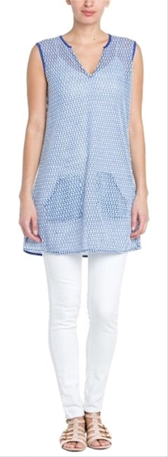 Anthropologie KAS Coverup Dress Tunic