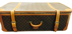 Louis Vuitton Suitcase Luggage Monogram Browns Travel Bag