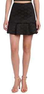 Cynthia Rowley Tennis Skirt Black