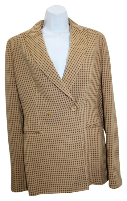 Gianfranco Ferre Double Breasted Blazer