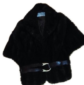 Capital Furs Vintage Sable Cape