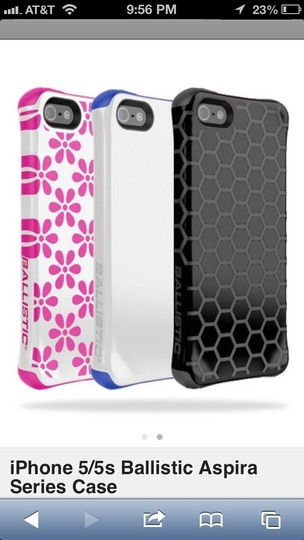 Other Ballistic iPhone 5 Case
