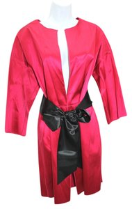 Yansi Fugel Stretch Silk Blazer