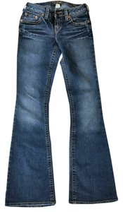 Silver Jeans Co. Aiko Size 24 Length 33 Inches Boot Cut Jeans-Medium Wash
