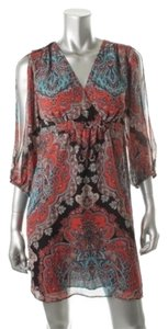 INC International Concepts short dress Multicolor on Tradesy