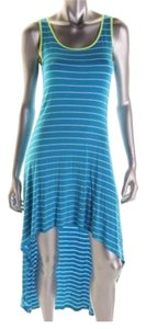 Blue Green Maxi Dress by Aqua