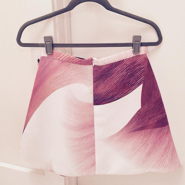 Camilla and Marc Skirt Pinks And White
