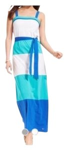 Multicolor Maxi Dress by Tommy Hilfiger