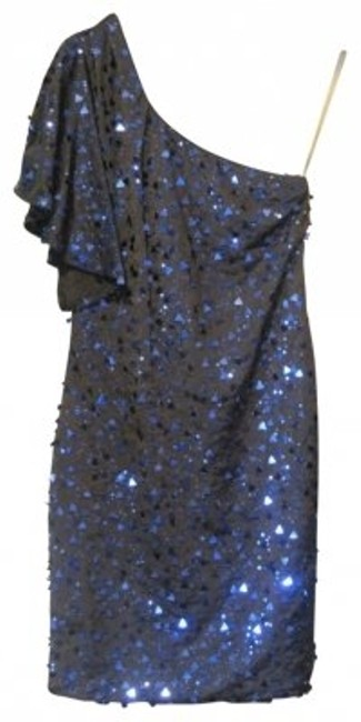 Preload https://img-static.tradesy.com/item/40029/arden-b-blue-one-shoulder-sequin-above-knee-night-out-dress-size-0-xs-0-0-650-650.jpg