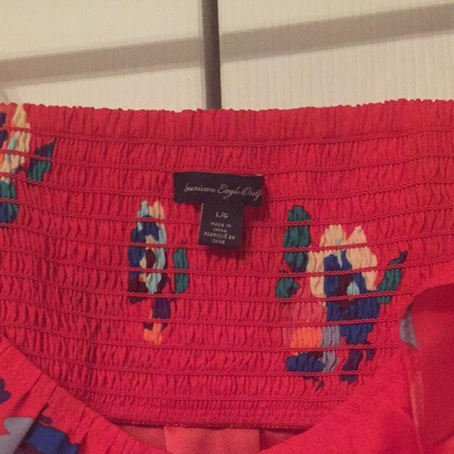 American Eagle Outfitters Top Red