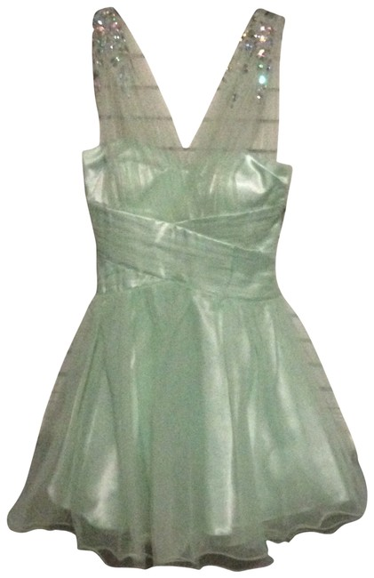 Preload https://img-static.tradesy.com/item/400312/alex-and-sophia-blue-green-minty-unknown-above-knee-formal-dress-size-2-xs-0-0-650-650.jpg