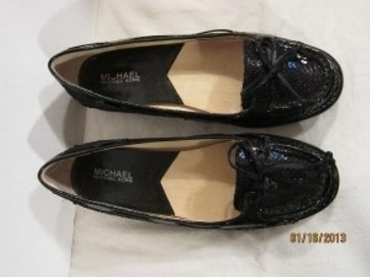Michael Kors Black Sequin Flats