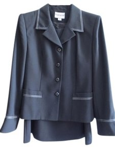John Meyer of Norwich John Meyer black skirt suit, Brand New