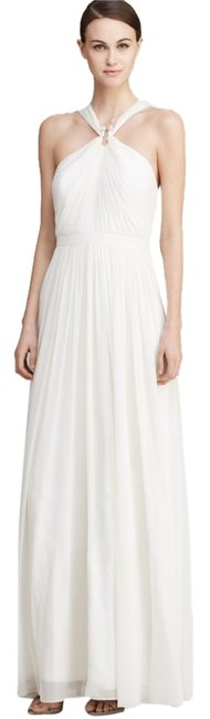 Preload https://item3.tradesy.com/images/laundry-by-shelli-segal-ivory-white-shimmer-gathered-bodice-long-formal-dress-size-12-l-4003417-0-0.jpg?width=400&height=650