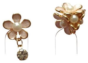 Other 14 Gold Plated Designed Earring