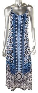 Tribal Paisley Maxi Dress by INC International Concepts