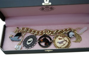 Juicy Couture New & Limited Edition Juicy Couture Charm Bracelet