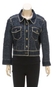 Chanel Womens Jean Jacket