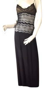 Black Maxi Dress by Cosabella