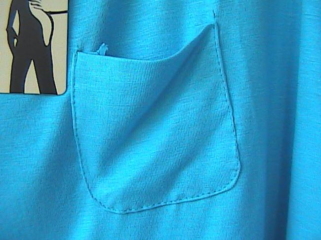 YibeiEr Brand New With Tag T Shirt Light Blue