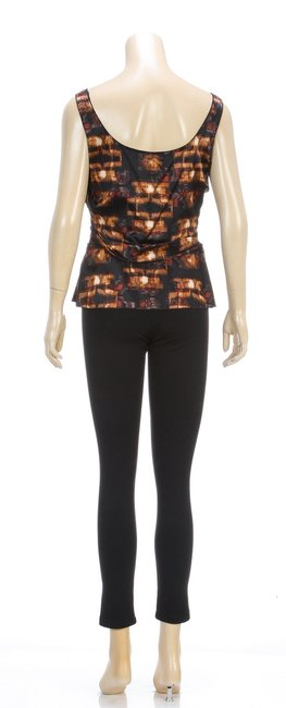 Elie Tahari Top Multi-Color