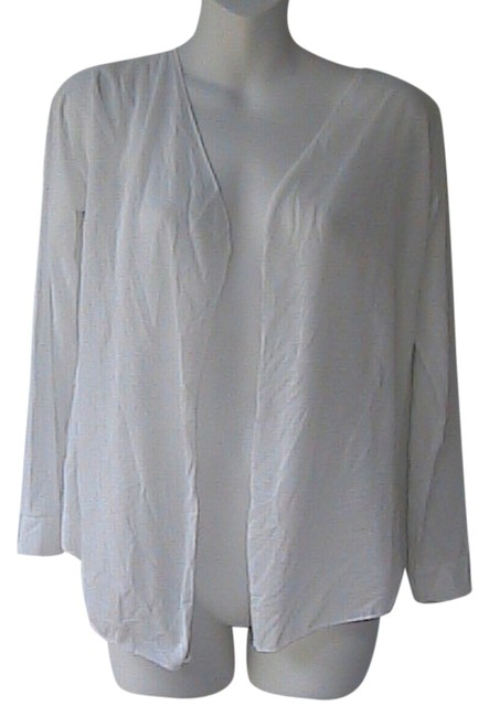 Preload https://item5.tradesy.com/images/solid-white-summer-cardigan-size-6-s-4004869-0-0.jpg?width=400&height=650