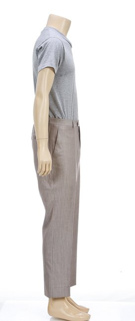 Vittello Straight Pants Brown