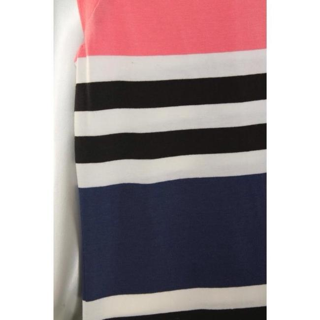 French Connection short dress Pink Navy on Tradesy