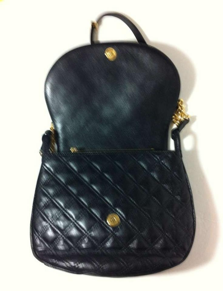 Marc Jacobs Black Leather Cooper Quilted Cross Body Bag - Tradesy : marc jacobs black quilted bag - Adamdwight.com