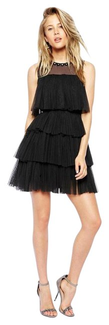 Preload https://item5.tradesy.com/images/needle-and-thread-black-mid-length-cocktail-dress-size-8-m-4005544-0-2.jpg?width=400&height=650