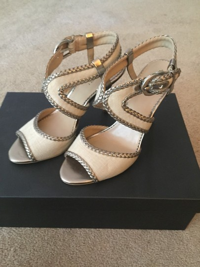Tahari Natural Sandals