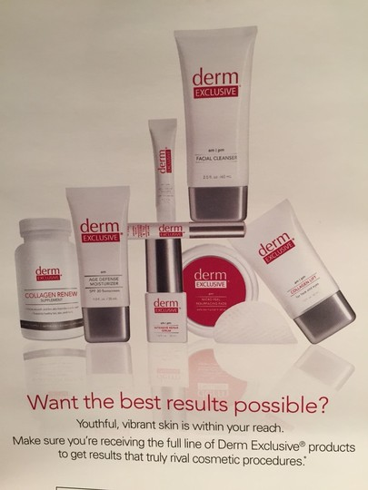Derm Exclusive Intensive Repair Serum
