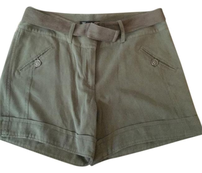 INC International Concepts Shorts Green