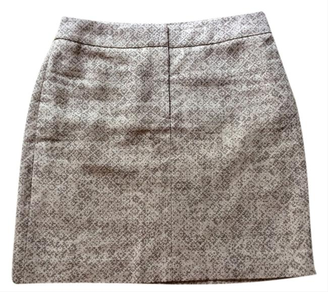 Ann Taylor LOFT Skirt Tan